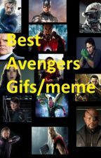 Best Avengers Gifs/memes by OneAndOnlyWidow