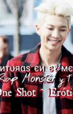 Aνєитυяαѕ єи єℓ мєтяσ ADAPTADA [Rap Monster y tú] One Shot ~ Erótico by ChoBTSV