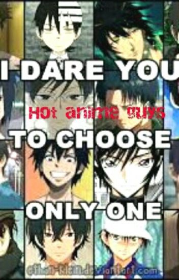 Hot anime guys