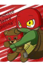 Raphael baby ( TMNT ) by sharithehedgehog