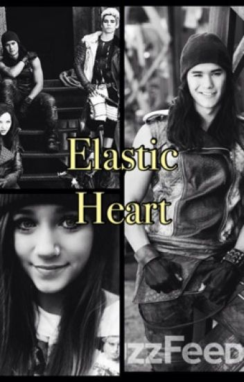 Elastic heart~Jay/descendants fanfic
