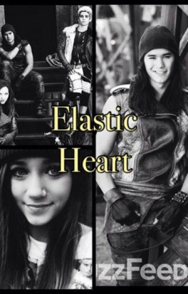 Elastic heart~Jay/descendants fanfic