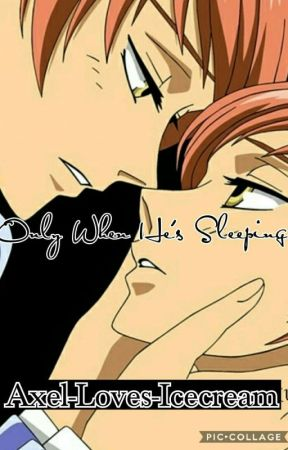 Only When He's Sleeping (HiKaoru) by Axel-Loves-Icecream