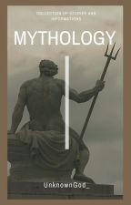 GREEK MYTHOLOGY by aymPransya