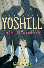 Yoshill (Mario-Ashilla) by arcturusxx