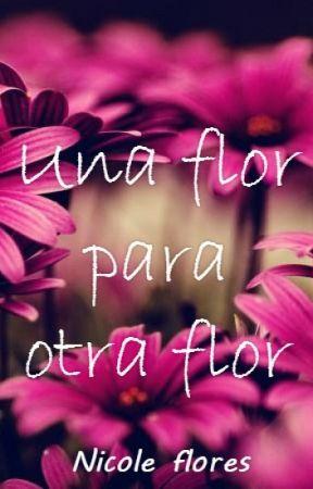 Una flor para otra flor by nico_225