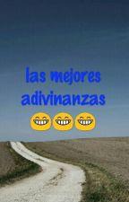 las mejores adivinanzas by JosueCastillo680