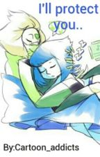 I'll protect you (Lapidot au) by Cartoon_addicts