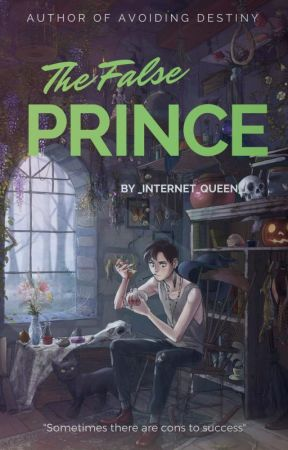 The False Prince by _internet_queen_