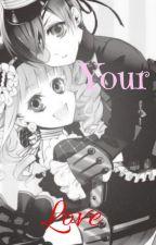 Your Love: a Ceil X Lizzy by MidnightNinja27