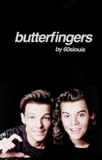 butterfingers (l.s mpreg)