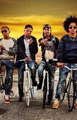 Mindless Behavior Imagines* On Hold*