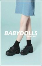 Babydolls • luke hemmings by chhemical