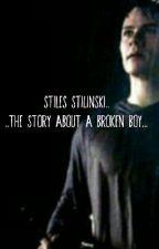 Stiles Stilinski ~The story about a broken boy by own_world_of_storys