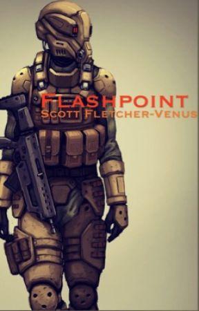 Flashpoint by ScottFletcherVenus