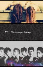 ➳The unexpected trip.  B.A.P by Angel_ARMY_