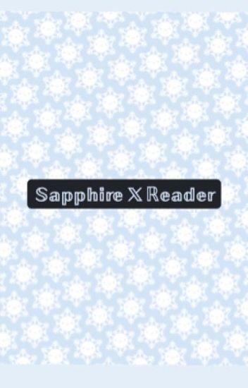 Sapphire x reader (LGBT+)