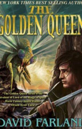 The Golden Queen by dwolvert
