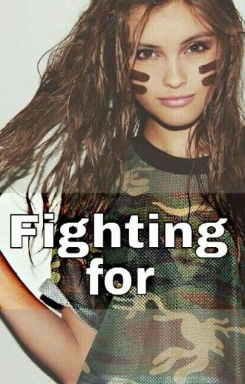 Fighting for (Cameron Dallas/Magcon FF)