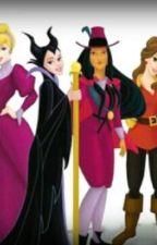 Disney Villain Boyfriend Scenarios by lyndiev4lyfe