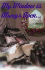 My Window is Always Open... by courtleilanik