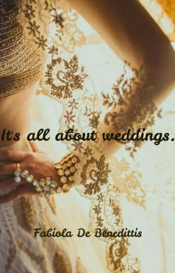 It's all about Indian weddings!
