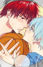 The Shadow and His Light (Kagami X Kuroko/KagaKuro) by SunsetPhantomhive