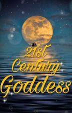 21st Century Goddess by ImMelanieKaye