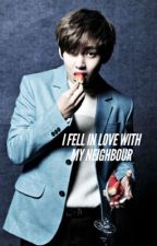 I fell in love with my neighbour • bts v by kookietaedoolyy