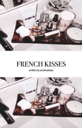 French Kisses || j.g by acidmaloley