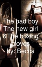 The bad boy, The new girl and the boxing gloves. by Rebecca_Writer
