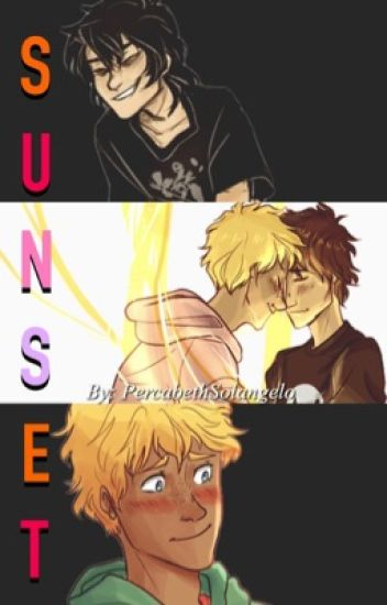 Sunset: Book 2 {Solangelo}