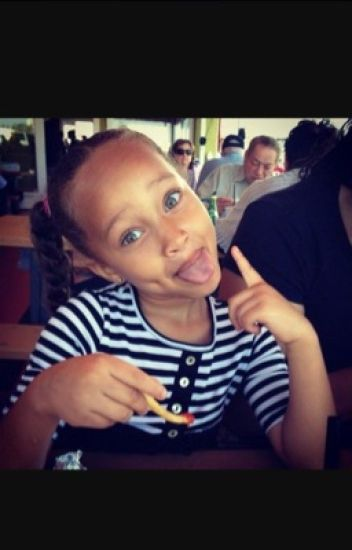 August Alsina's daughter (on hold)
