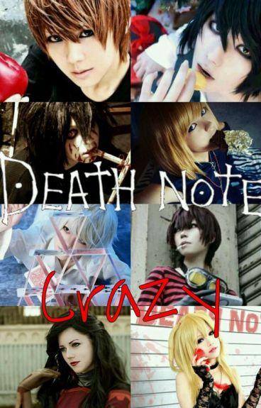 Death Note Crazy