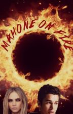 Mahone On Fire by SivanMahomie