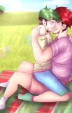 Because I love you~ a markiplier  x jacksepticeye  fanfic. by TheRobberGirl