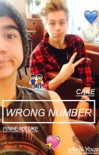 wrong number » cake hoodings || Spanish Version by cakewho
