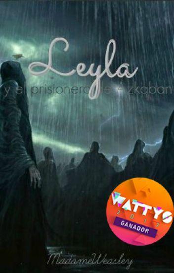 Leyla y el prisionero de Azkaban   (LEH #3)