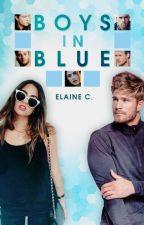 Boys in Blue by elainings