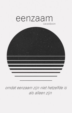 Eenzaam by Cacaoboon
