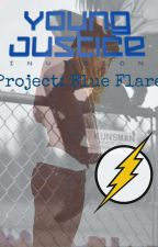 Project Blue Flare (Young Justice) by Jay-GL