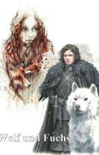 Wolf und Fuchs (Jon Snow x OC) by Ikena1