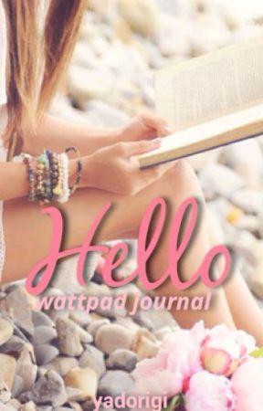 Hello by yadorigi