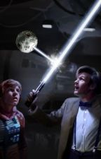 A Jedi, A Timelord, and A Death Star by patinthehat123
