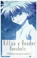 Killua x Reader One-shots by shihouinyoruichi