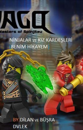 Lego Ninjago Ninjalar Ve Kiz Kardeşleri Benim Hikayem 1bölüm