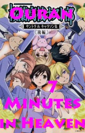 Ouran High School Host Club 7 Minutes in Heaven by furubaJB15
