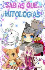 ¿Sabías qué? Mitología Griega by TheMuseClio