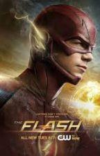 The Flash y los elementos by FlorSheppard
