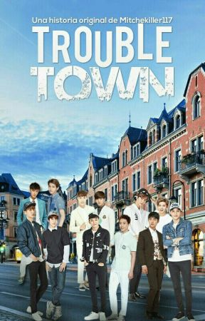 Trouble Town || EXO by Mitchekiller117